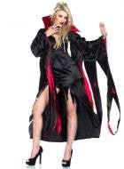 Sexy Vampire Women's Halloween Costume Main Image