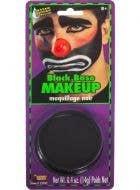 Base Colour Black Grease Paint Costume Makeup