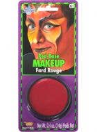 Base Colour Red Grease Paint Costume Makeup
