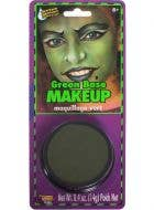 Base Colour Green Grease Paint Costume Makeup