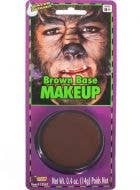 Base Colour Brown Grease Paint Costume Makeup