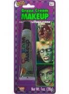 Cream Make Up Green Face Paint