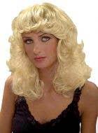Beach Blonde Beauty Women's Blonde Costume Wig