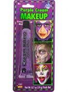 forum Novelties blue cream makeup special-fx - Main Image