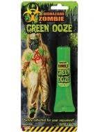 Biohazard Zombie Green Ooze Tube