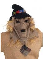 Scarecrow Hessian Halloween Mask