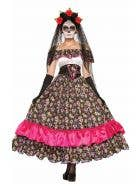 Day of the Dead Women's Mexican Lady Costume