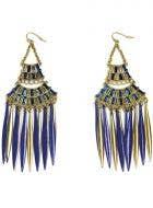 Cleopatra Deluxe Chandelier Earrings
