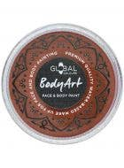 Deep Merlot Professional Water Based Face and Body Compact Makeup