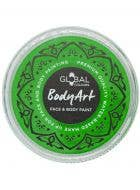 Neon Green Professional Water Based Face and Body Compact Makeup