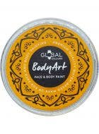 Yellow Professional Water Based Face and Body Compact Makeup