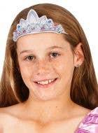 Disney Princess Rapunzel Fabric Tiara Costume Accessory