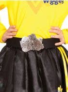 The Wiggles Costume Accessory Black Belt