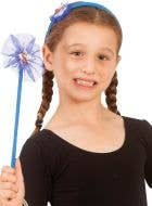 Frozen Anna Girls Headband and Wand Costume Accessory Kit