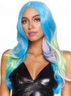 Mystic Hue Long Wavy Mermaid Costume Wig