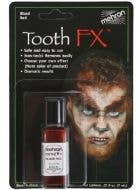 Bleeding Teeth Blood Red Tooth Paint Special FX