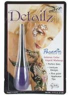 Purple Professional Liquid Makeup Package View