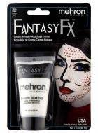 Mehron Fantasy FX Classic White Cream Costume Makeup