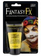 Mehron Fantasy FX Yellow Cream Costume Makeup