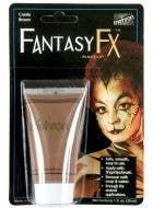 Mehron Fantasy FX Cream Costume Makeup - Light Brown