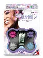 Holographic 4 Colour Loose Glitter Makeup Kit Image 1