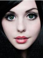 Black Lower Underlash Rock-A-Lash False Eyelashes Main Image