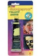 Smudgeproof Yellow Cream Makeup