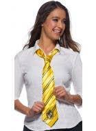 Harry Potter Hufflepuff House Costume Tie