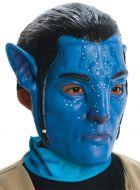 Kids Latex Jake Sully Avatar Costume Mask