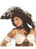 Maiden of the Sea Pirate Hat