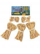 Wizard of Oz - Scarecrow Straw Set