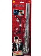 Harry Potter Wand And Glasses Costume Accessory Set Main Image