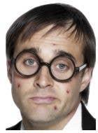 Geek School Boy Specs in Black