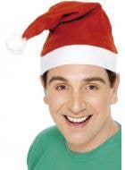 Classic Red Christmas Santa Hat