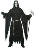 Grim Reaper Men's Halloween Fancy Dress Costume