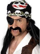 Buccaneer Bounty Skull Pirate Bandanna