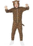 Terrorsome Tiger Kids Animal Onesie Costume