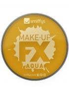 Water Activated Metallic Gold Makeup Facepaint