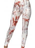 Women's Blood Splattered Zombie Costume Leggings