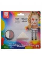 Ringmaster Costume Aqua Make Up Kids Face Paint Kit