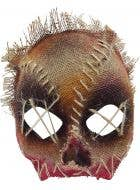 Scarecrow Stiched Halloween Mask