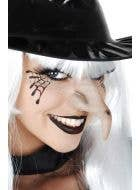 Crooked Evil Witch Fake Nose Costume Accessory Main Image