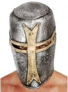 Men's Medieval Executioner Halloween Costume Helmet