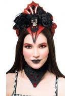 Vampire Queen Halloween Choker Necklace