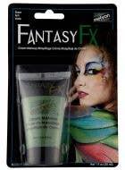 Mehron Fantasy FX Green Cream Costume Makeup