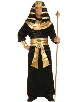 Pharaoh Men's Egyptian King Fancy Dress Costume