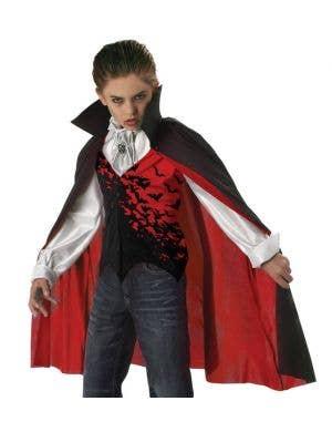 Prince of Darkness Boys Vampire Costume