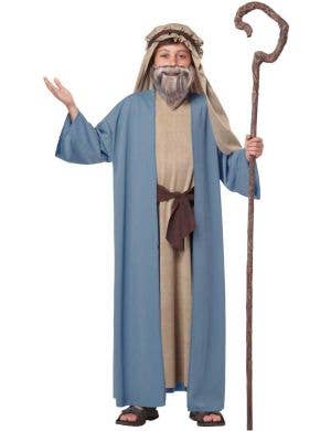 Boys Herdmsman Christmas Nativity Fancy Dress Costume