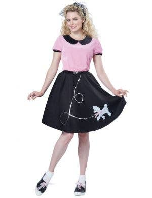 1950's Sock Hop Women's Fancy Dress Costume
