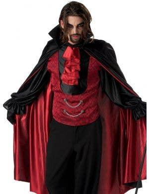 Count Bloodthirst Men's Halloween Costume